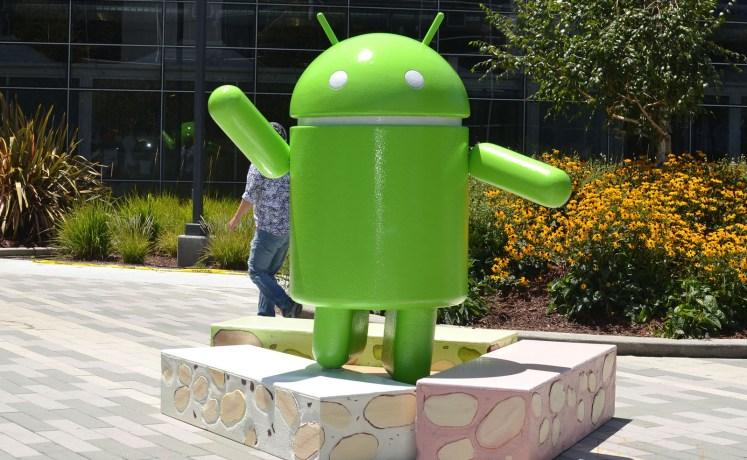 Le visuel de Android 7.0 Nougat