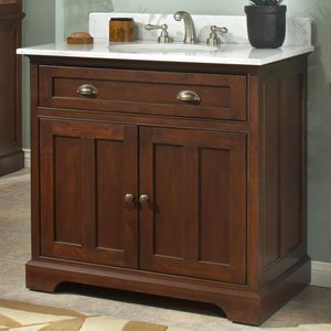 solid wood bathroom vanities - durable, beautiful vanities to last a