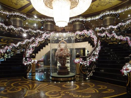 香港旅行201111 Part17 上海蟹編 老上海飯店 社會人ニートの気ままな生活日記