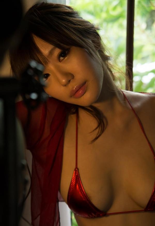 黒川サリナ スレンダー美巨乳美女ヌード画像120枚の104枚目