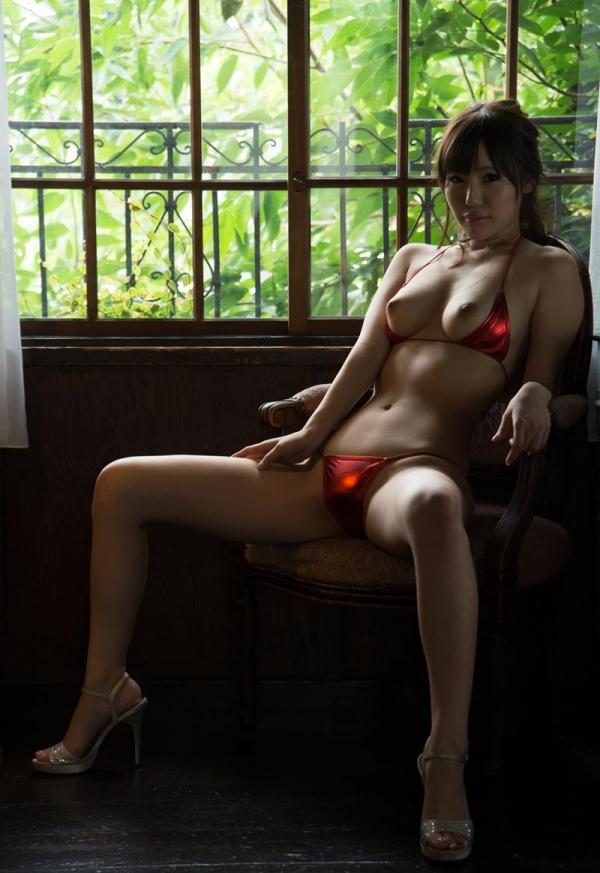 黒川サリナ スレンダー美巨乳美女ヌード画像120枚の113枚目