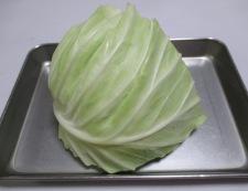 豚こまとキャベツのオイスターソース炒め 材料②