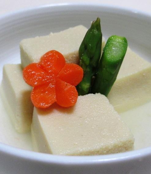 高野豆腐 B