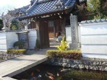 ゆーけーのお仕事日記-五個荘のお寺