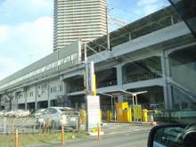 ゆーけーのお仕事日記-大津京駅
