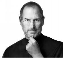 ゆーけーのお仕事日記-Steve Jobs