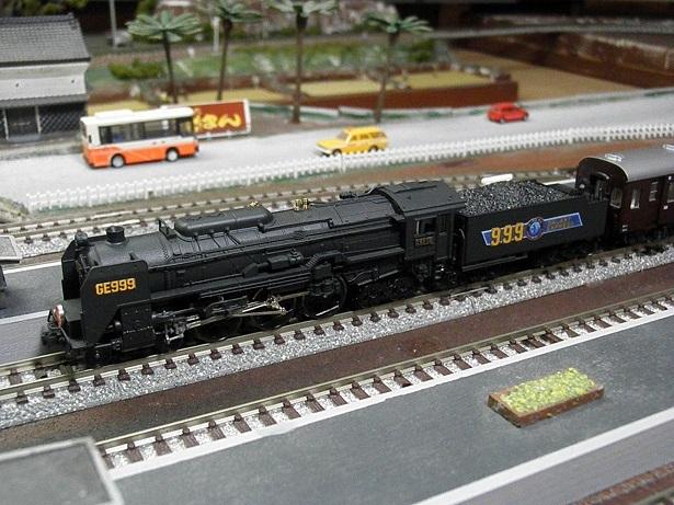 Galaxy Express 999 - 鉄道模型趣味の備忘録