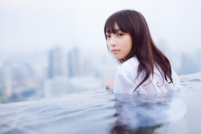 乃木坂46与田祐希1st写真集 日向の温度 通常版