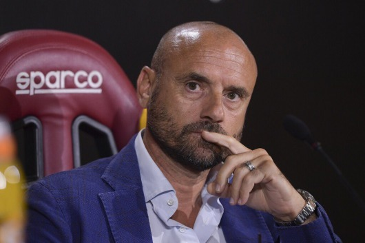 "ASRoma sporting director Gianluca Petrachi apologises for describing football as ""a man's game"