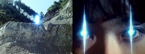 メタルヒーロー「ジバン」が散々やられ敗北し、壮絶な最期を遂げる