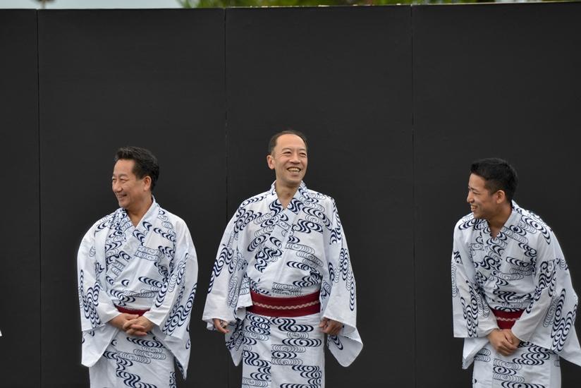 まつもと大歌舞伎 「切られの与三」登城行列・松本城市民ふれあい座3