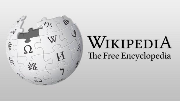 「Wikipedia」の画像検索結果