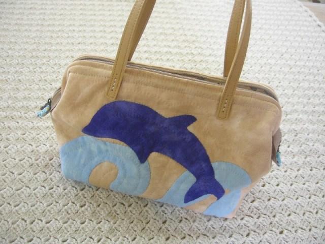 ドルフィンのランチバッグ