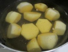 豚こまと里芋のほっこり煮 調理④