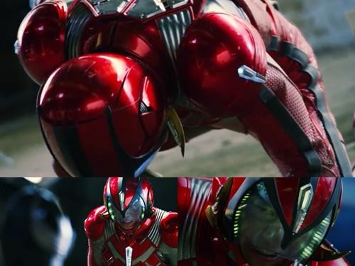 ヒーロー、破裏拳ポリマーがやられてピンチ