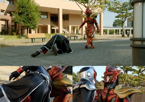 仮面ライダーウィザードがやられる、魔法使いのヒーロー敗北