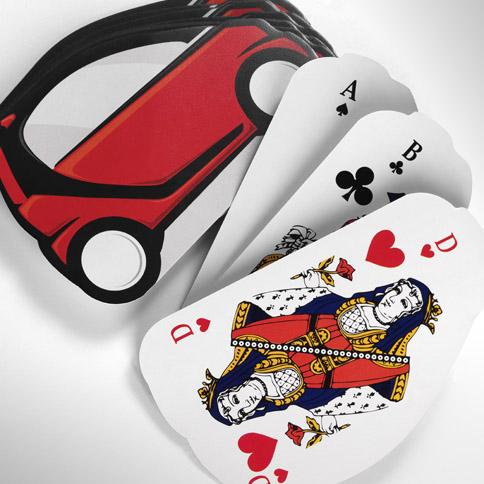 スマートトランプ 新作スマートウエア smart playing cards