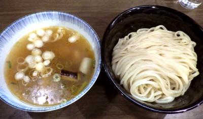岡ほし 鮪ねぎま塩つけ麺