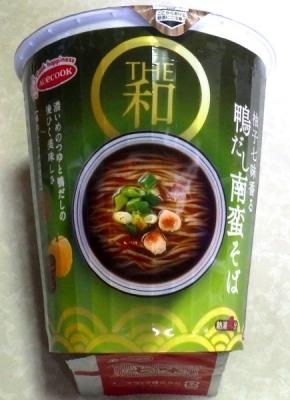 10/29発売 THE和 柚子七味香る 鴨だし南蛮そば