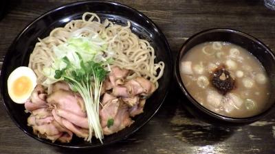 綿麺 つけ麺 大(2018年12月)
