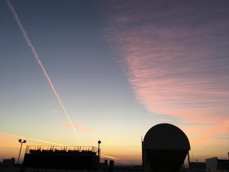 【空】神奈川県で「地震雲」見たけど、地震来ちゃうの?