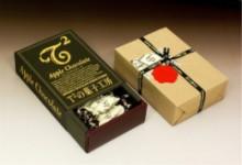 $T2のブログ-りんごのチョコレート