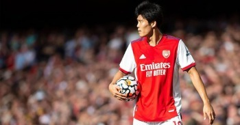 Takehiro Tomiyasus first interview Welcome to The Arsenal