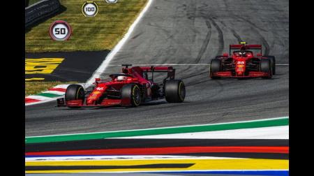 フェラーリ代表ビノットコメント@F1イタリアGP