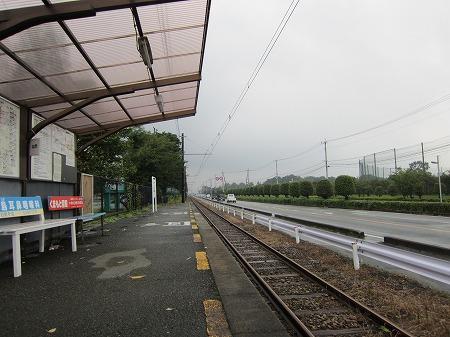 再春荘前駅 3