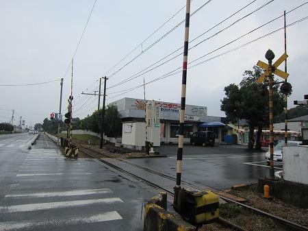 再春荘前駅 4
