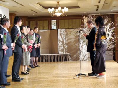 平成20年卒業式