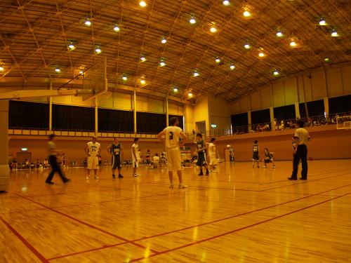 090906バスケ観戦