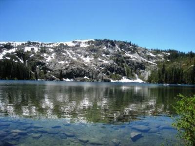 Castle lake 070410-1