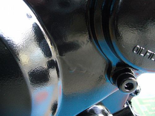 エンジン塗装 2