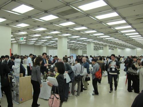 ワイン東京2010年