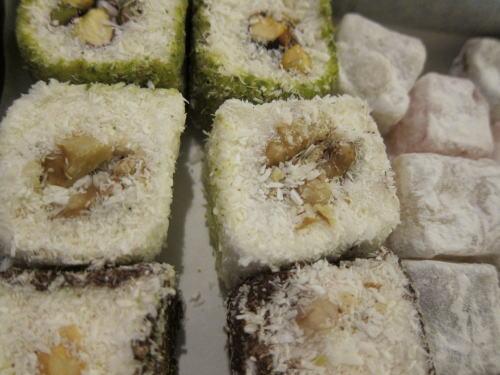 トルコ菓子