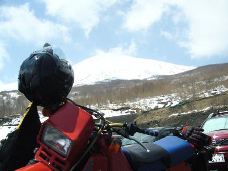 富士山5合目2