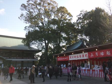 寒川神社 5