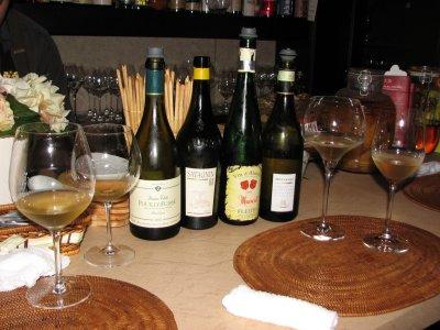 HaNa White Wine