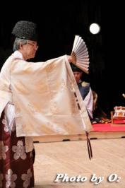 松前神楽合同公演2010・千歳