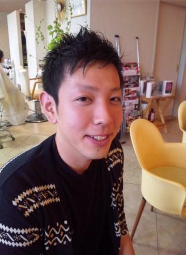 飯田さん正面
