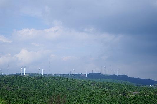 青山高原 2