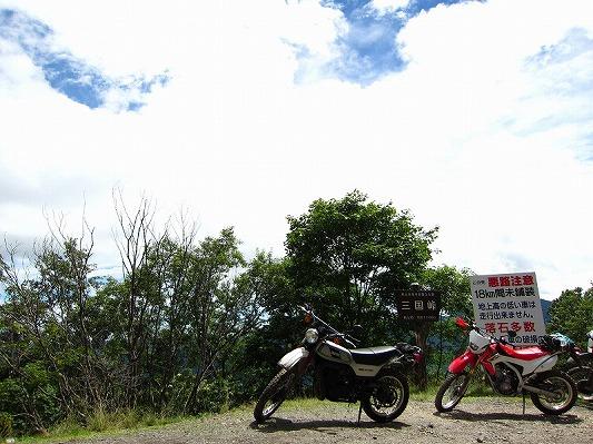 中津川林道 6