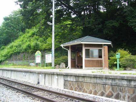 松原湖駅 1