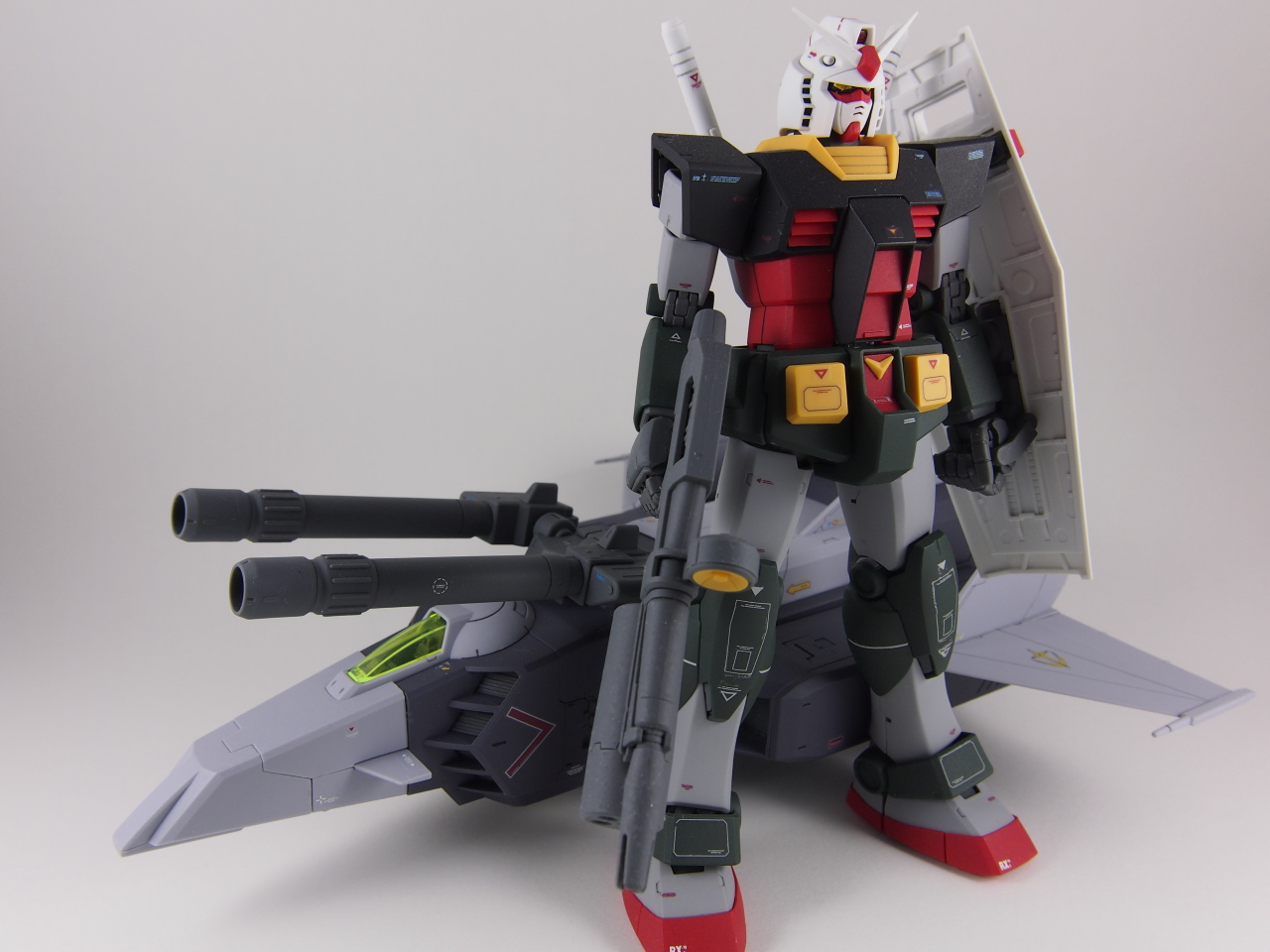 Mg G Armor Real Type Color