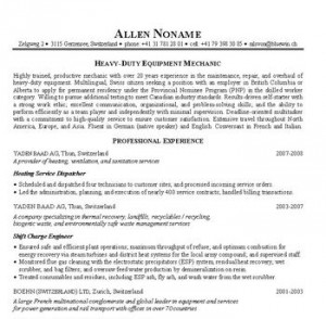 example of resume objectives example of a resume objective sample