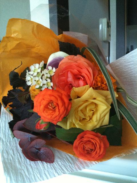 サイテーの私への花束