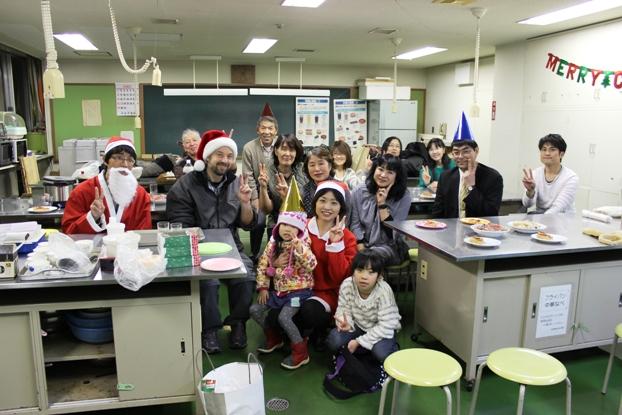 ロジャーの英会話教室 クリスマスパーティー