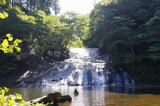 粟又の滝 4