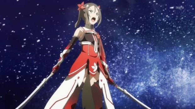 Yuki Yuna is a Hero anime review